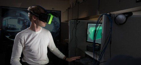 Virtual Reality Invites a New Era of Learning to Higher Education | Differentiated and ict Instruction | Scoop.it