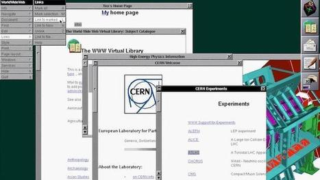 The World Wide Web Turns 25 Today (Or Does It?) | MarketingHits | Scoop.it