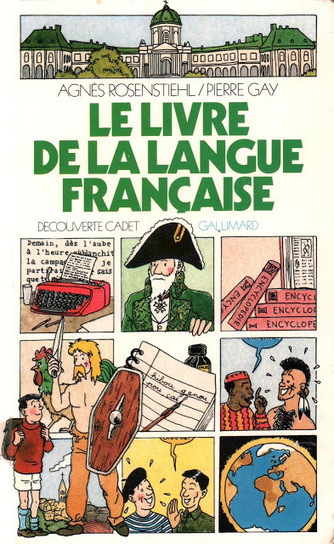 Le Livre de la langue française (1985) | fle&didaktike | Scoop.it