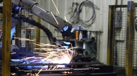 Robots may not cost manufacturing jobs, research suggests | Tracking the Future | Scoop.it