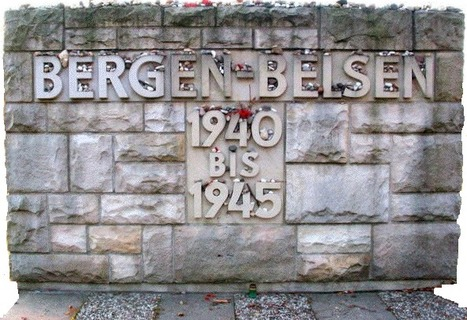 Bergen-Belsen Stone Enterance | The Four Perfect Pebbles: Germany | Scoop.it