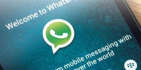 Cómo Enviar Archivos Grandes por WhatsApp | MLKtoSCL | Scoop.it