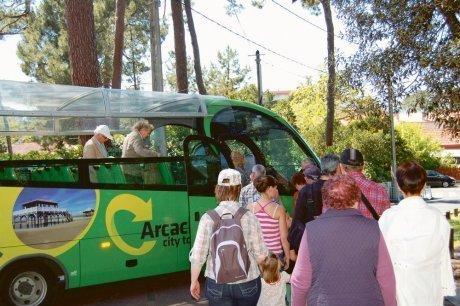 Arcachon : un point de vue itinérant et inédit sur la ville | Tourisme sur le Bassin d'Arcachon | Scoop.it
