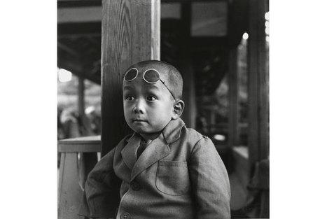 Depression, post-war photos displayed in new Fred Jones Jr. Museum of Art exhibit   Art Daily   Kiosque du monde : Amériques   Scoop.it