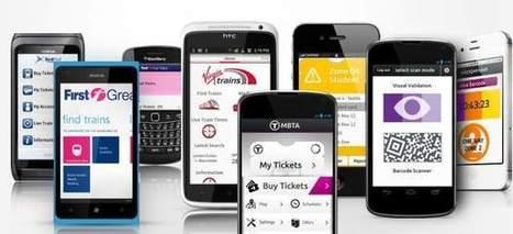 m-Commerce: Pagar el transporte público con el teléfono móvil: qué es el 'smartphone ticketing' | Desarrollo de Apps, Softwares & Gadgets: | Scoop.it