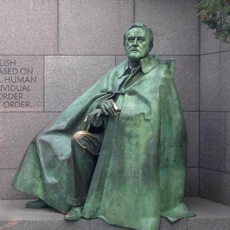 A check-in at Franklin Delano Roosevelt Memorial | Franklin Delano Roosevelt | Scoop.it