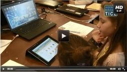 Histoire des Arts en CM2 : création d'un livre numérique sur tablette - Educavox   Ressources pour les TICE en primaire   Scoop.it