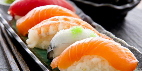 What Kind Of Sushi Is Highest In Mercury? | On the Plate | Scoop.it