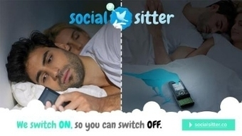 New service offers babysitting for social media accounts - PR Newswire (press release) | cyberpsychology | Scoop.it
