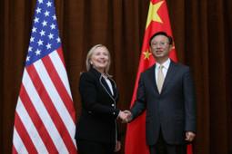 Hillary Clinton talks China hacking, Iran and Putin   The Heralding   Current Politics   Scoop.it