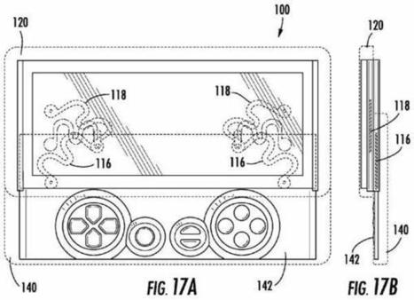 Sony patent points to dual keyboards and sliding ability | Ubergizmo | ATL Business Attorney | Scoop.it
