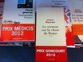 L'Académie Goncourt dévoile sa deuxième sélection | Les livres - actualités et critiques | Scoop.it
