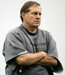 With Belichick, the cover-up is most revealing - The Boston Globe   Sports Ethics: TolesK   Scoop.it