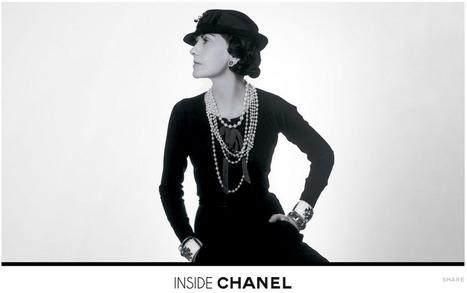 Chanel raconte son histoire sur le web | Jean-Luc Paquignon | Scoop.it