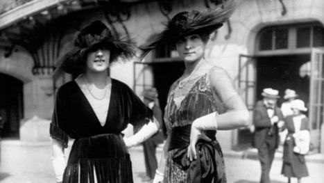 1910, Paris: Some of the world's first street style photography | Photography stuff | Scoop.it