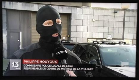 Non, la RTBF n'a pas révélé l'identité d'un policier cagoulé | Déontologie de la presse, cas pratiques | Scoop.it