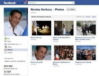 Les politiques sur Twitter et Facebook (1) | beerbergman.com | Web 2.0 et société | Scoop.it