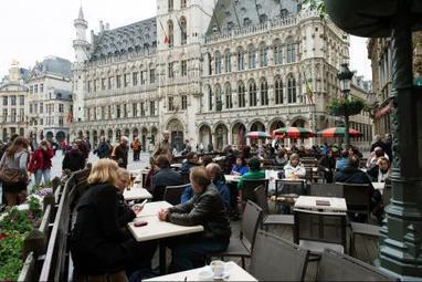 Les hommes d'affaires reviennent à Bruxelles, pas les touristes | Brussels nieuws | Scoop.it