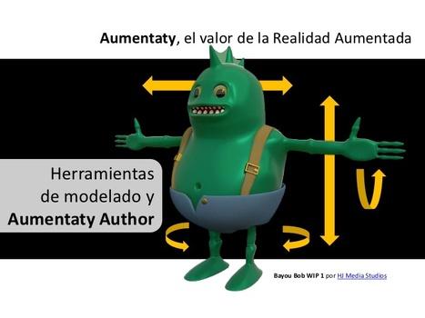 Realidad Aumentada en Educación: herramientas y materiales didácticos   Curso ccfuned#: Realidad aumentada aplicada a la educación   Scoop.it