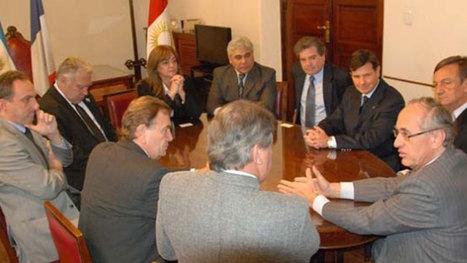 Delegación francesa visitó Córdoba por posibles inversiones | Secretaría de Integración y Relaciones Internacionales | Scoop.it