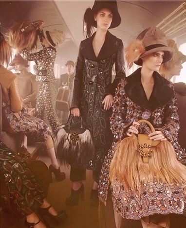 Louis Vuitton's Train Is Back | Tout ce que j'aime | Scoop.it