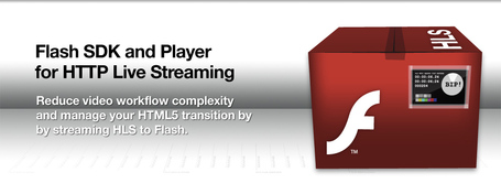 Yospace offers HLS SDK for Flash Player (AES-CBC decryption, CC/subtitling and DASH support announced) | Video Breakthroughs | Scoop.it