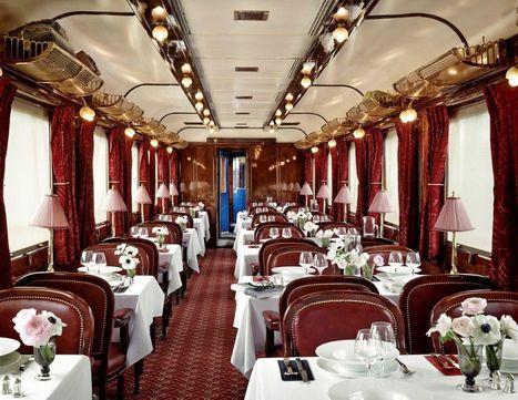 À Bordeaux, l'Orient-Express se transforme en restaurant gastronomique   cosson-Hotellerie-Restauration-Tourisme   Scoop.it
