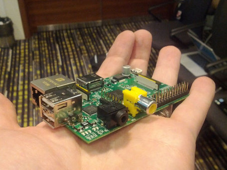 Raspberry Pi: the $40 PC arrives - PC Authority | Raspberry Pi | Scoop.it