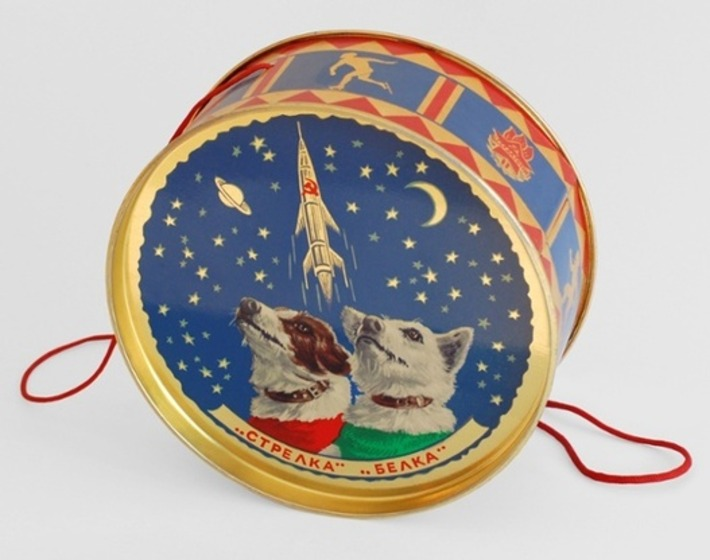 Soviet space dogs – in pictures | Antiques & Vintage Collectibles | Scoop.it