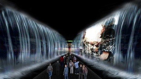 EXODUS - AVANT LE FILM, L'EVENEMENT | Creative marketing ideas | Scoop.it