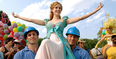 Disney confirms 'Enchanted 2,' hires writers, director | Movie News | Scoop.it