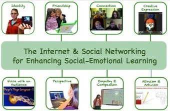 Using the Internet and Social Media to Enhance Social-Emotional Learning | Using Apps and Social Media in Education | Scoop.it