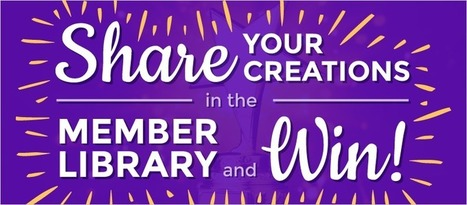 Share Your Creations in the Member Library and Win! - eLearning Brothers | eLearning Templates | Scoop.it