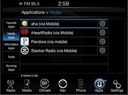 A flurry of new deals from CES will make Net radio more accessible in the car | RAIN | Radio 2.0 (En & Fr) | Scoop.it