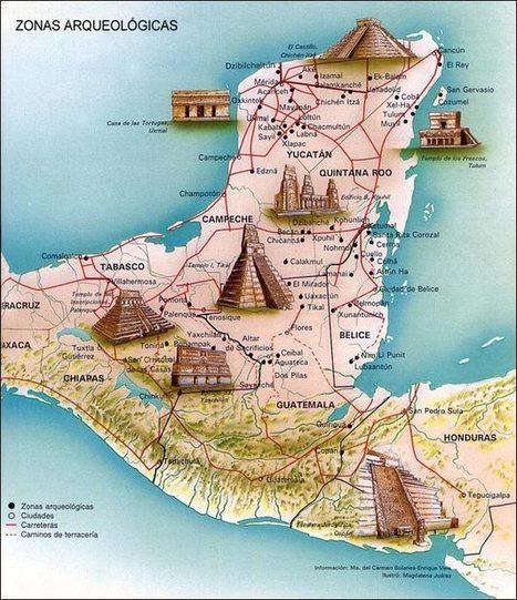 Civilizacion Maya : Historia Universal | Reino Maya | Scoop.it