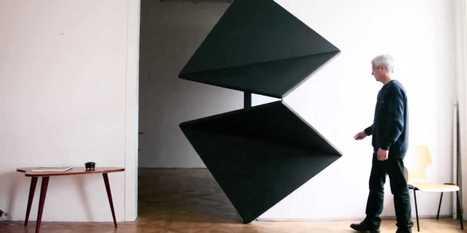 An Austrian Artist Has Completely Reinvented The Door | Mode et fashion | Scoop.it