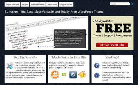 18 Open Source Wordpress Theme Frameworks - Flashuser | Consumidores Verdes Latinoamérica | Scoop.it