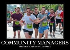 La quête de sens des community managers, ou l'effet moutons de Panurge | Communautés de pratiques | Scoop.it