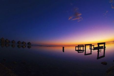 TAHITI Beautiful Sky Colors by Irving Taravana'a | TAHITI Le Mag | Scoop.it