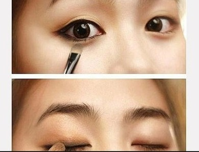 Cara Make-Up Eye Shadow untuk Mata Sipit | ENTERTAINMENT | Scoop.it