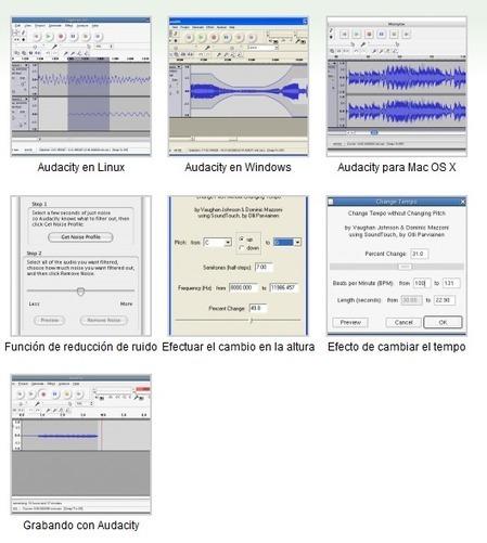 Audacity (spanish) descarga gratuita | Educacion, ecologia y TIC | Scoop.it