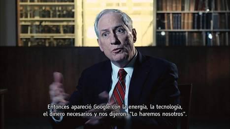Google y el Cerebro Mundial - Tráiler castellano subtitulado   Bibliotecas y Educación Superior   Scoop.it