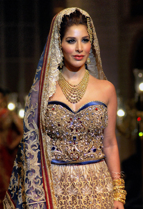 The Grand Finale - Indian Bridal Fashion Week in Mumbai - Latest Reality Shows | Fashion | Scoop.it