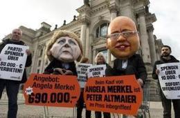 Merkel's party in decisive talks on coalition - Politics Balla | Politics Daily News | Scoop.it