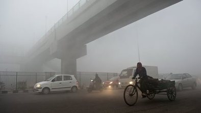 'Delhi air pollution higher than Beijing' report denied - BBC News | China pollution | Scoop.it