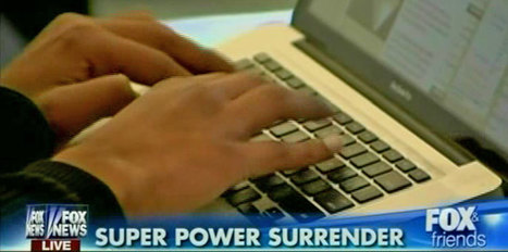 Fox News Falsely Claims Obama Is Giving The Internet Away   Daily Crew   Scoop.it