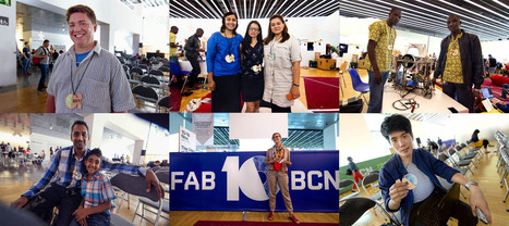10 fablabbers à FAB10 Barcelone | Fab-Lab | Scoop.it