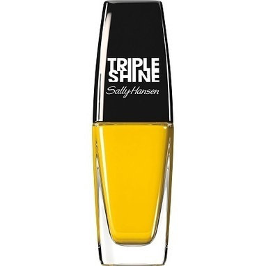 Triple Shine Nail Color layered on from Sally Hansen - A Beauty Feature | life | Scoop.it