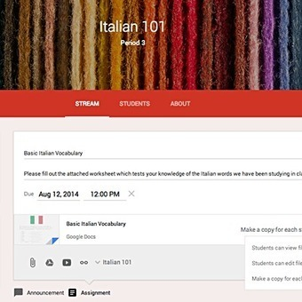 Google Opens Classroom's Doors   Educational Technology   Scoop.it