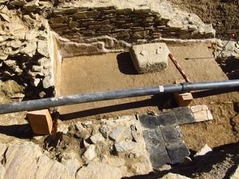 Hallan el templo del Foro romano de Llívia | Romanización en España e Galicia | Scoop.it